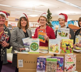 Holiday Book Donation